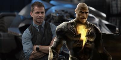 Zack Snyder considera que Black Adam de Dwayne Johnson encajaría perfecto en el Snyderverse