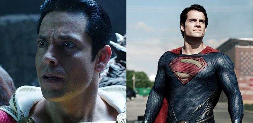 Shazam 2: director habla sobre el potencial cameo de Superman