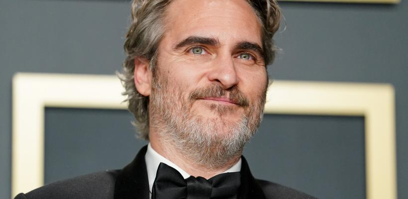 Joaquin Phoenix asegura que no quería dar un discurso cuando ganó el Óscar a Mejor Actor