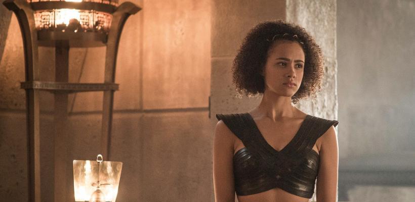 Nathalie Emmanuel reveló que después de Game of Thrones la contrataban porque pensaban que estaba dispuesta a cualquier cosa
