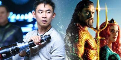James Wan dice que Aquaman 2 se va a estrenar sólo en cines
