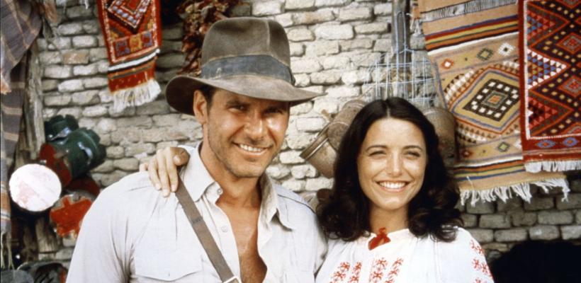 Indiana Jones: Karen Allen defiende el diálogo más polémico de Los Cazadores del Arca Perdida