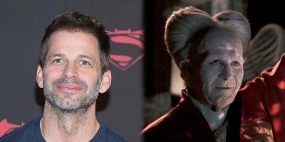 Zack Snyder podría dirigir una película de Drácula para Netflix
