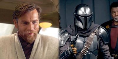 Ewan McGregor dice que redescubrió su amor por Star Wars gracias a The Mandalorian