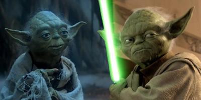 Ewan McGregor dice que amó actuar con la marioneta de Yoda y que el de CGI fue una decepción
