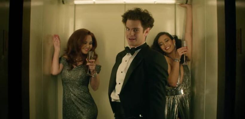 Andrew Garfield debuta en el género musical con primer tráiler de Tick Tick Boom