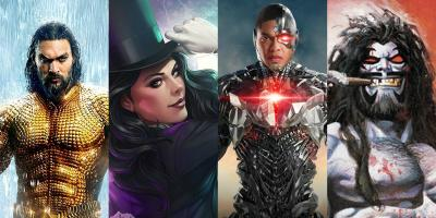 Personajes famosos de DC Comics que fueron copiados de Marvel