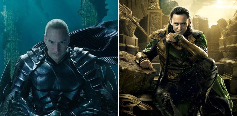 Rumor: Orm (Patrick Wilson) será un antihéroe como Loki en Aquaman and the Lost Kingdom
