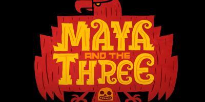 Netflix lanza primeras imágenes de Maya and the Three, serie animada sobre una guerrera mesoamericana