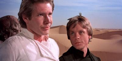 Star Wars: Escritor asegura que Luke Skywalker y Han Solo tenían una relación homosexual