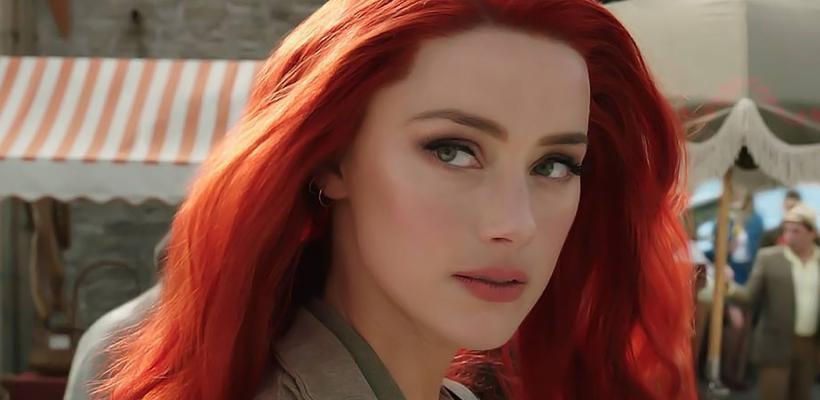 Aquaman 2: Amber Heard comparte fotografía junto a Jason Momoa por el inicio de la producción