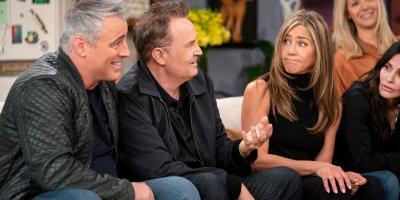 Friends: The Reunion rompe récord de audiencia en Reino Unido