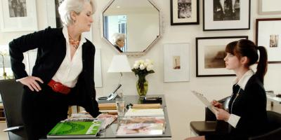 El Diablo Viste a la Moda: Anne Hathaway obtuvo su papel gracias a Meryl Streep, el estudio no la quería