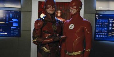 The Flash podría tener un cameo de Grant Gustin, protagonista de la serie de televisión