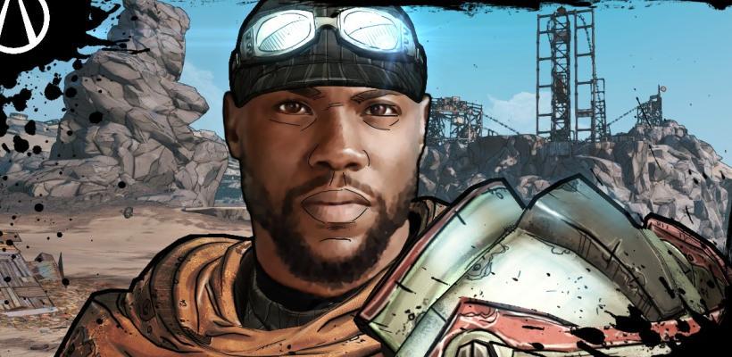 Borderlands: Kevin Hart dice que la película se ve igual que el juego