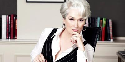 Meryl Streep confiesa que el rodaje de El Diablo Viste a la Moda fue una experiencia horrible