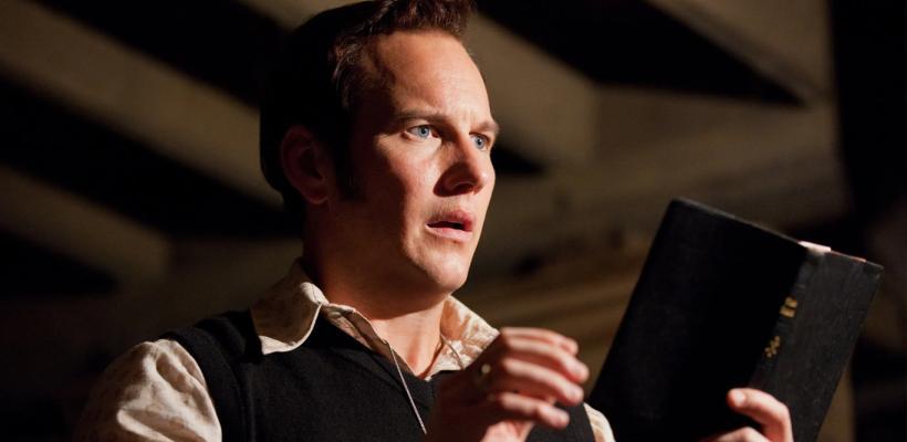 El Conjuro 3: Patrick Wilson está convencido de que podría llevar a cabo un exorcismo