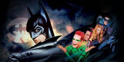 Release The Schumacher Cut se vuelve tendencia en el aniversario de Batman Eternamente