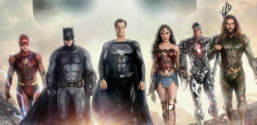 La Liga de la Justicia de Zack Snyder es lo más visto de HBO Max en lo que va del año