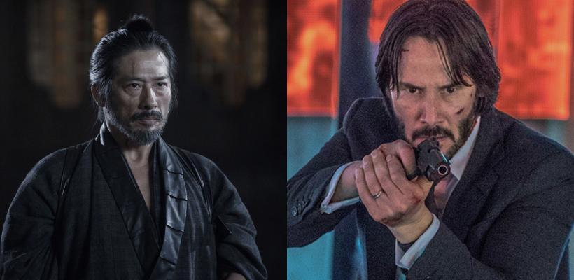 John Wick 4: Hiroyuki Sanada se une al reparto de la película