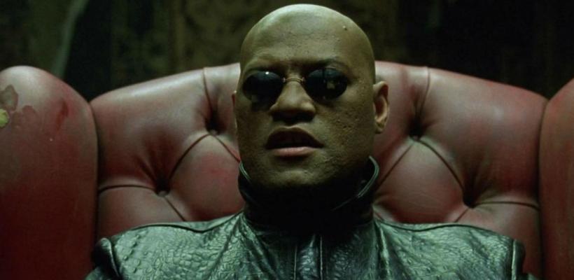 Laurence Fishburne jura que él no va a salir en Matrix 4