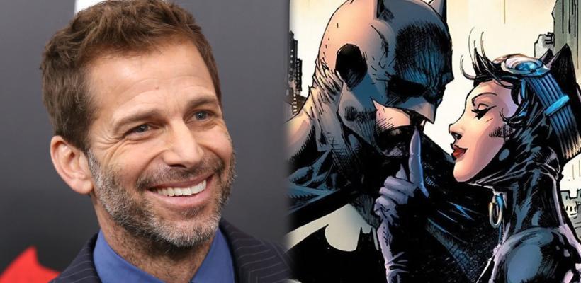 Zack Snyder asegura que Batman practicando sexo oral a Catwoman es canon y comparte imagen que lo prueba
