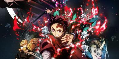 Demon Slayer: El tren infinito ahora rompe récord como el DVD más vendido en Japón