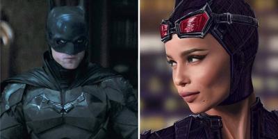 Rumor: Robert Pattinson estaría preocupado de ser opacado por Zoë Kravitz en The Batman