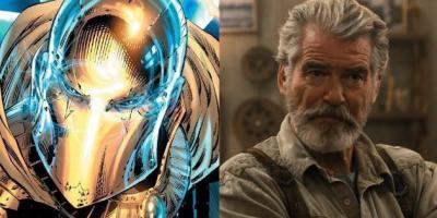 Black Adam: Pierce Brosnan revela detalles sobre el traje de su personaje, Doctor Fate