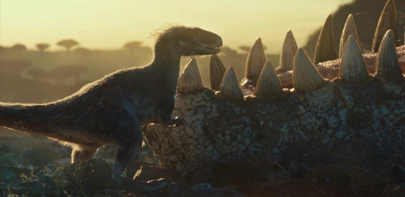 Jurassic World: Dominion: primer vistazo a los dinosaurios