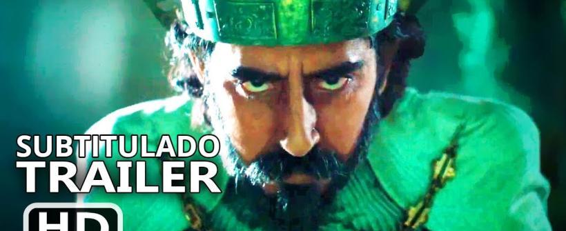 The Green Knight | Tráiler oficial subtitulado