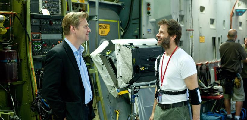 Zack Snyder cree que Christopher Nolan es un genio y dice que se respetan uno al otro