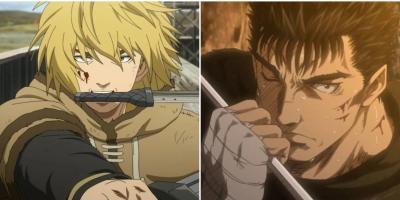 5 animes que debes ver si eres fan de Game of Thrones