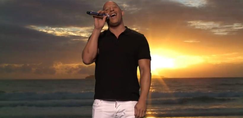 Vin Diesel está dispuesto a expandir Rápidos y Furiosos al mundo musical