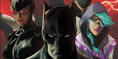 METE-CRÍTICA   Batman/Fortnite y el oficio de hacer crossovers