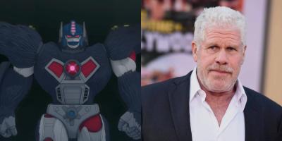 Transformers 7: Ron Perlman será Optimus Primal en la película