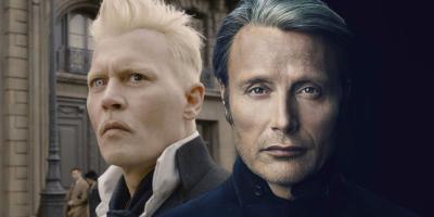Animales Fantásticos: A Mads Mikkelsen le hubiera gustado hablar con Johnny Depp sobre el asunto