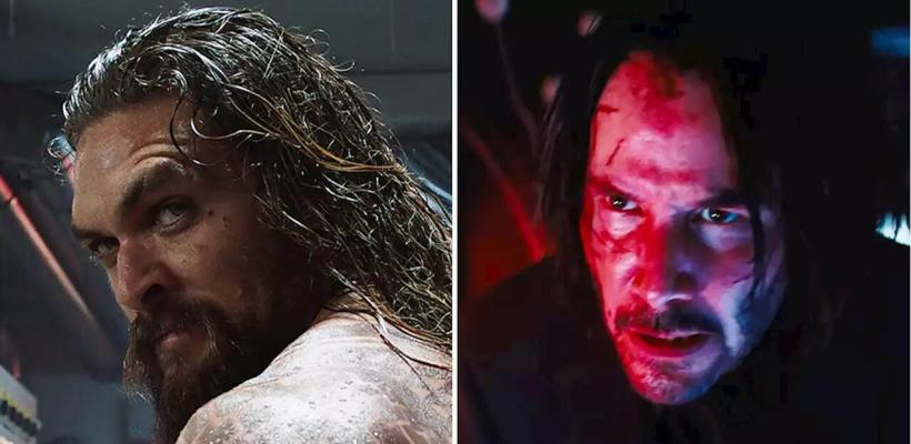 Comenzó el rodaje de Aquaman 2, John Wick 4, Knives Out 2 y White Noise