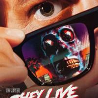 Póster oficial de Sobreviven (1988)