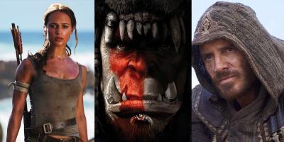 Películas basadas en videojuegos que merecen una segunda oportunidad