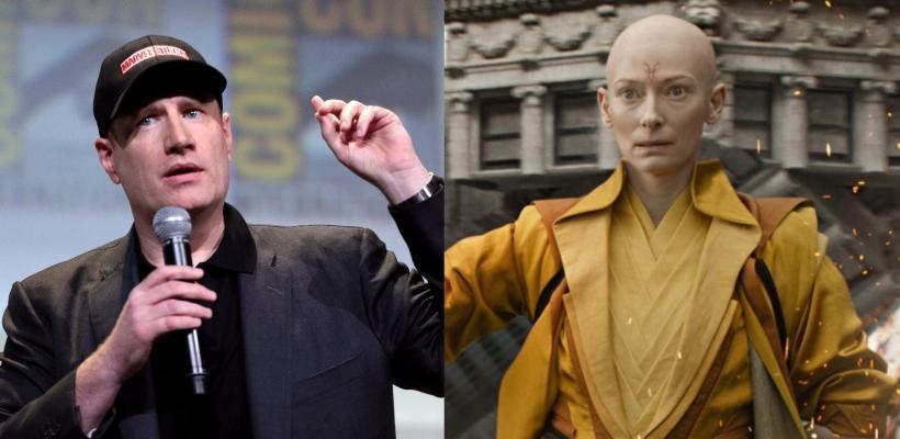 Doctor Strange: Tilda Swinton se alegra de que Kevin Feige esté arrepentido de elegirla como el Ancient One