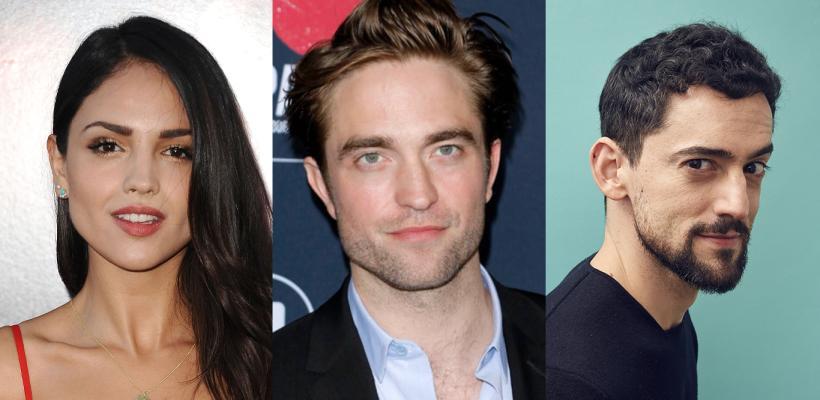 Eiza González, Robert Pattinson y Luis Gerardo Méndez, entre los nuevos integrantes de la Academia