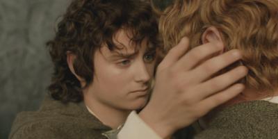 Escritora explica por qué sí es posible interpretar a Frodo y Sam como pareja gay