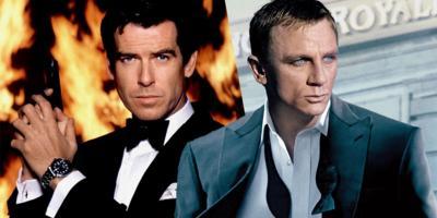 Pierce Brosnan revela quién debe ser el sucesor de Daniel Craig como James Bond
