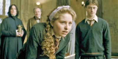 Actriz de Harry Potter revela que su trato en el set cambió después de haber subido de peso