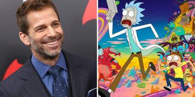 Zack Snyder estaría dispuesto a realizar una película de Rick and Morty