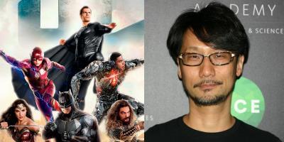 Hideo Kojima comparte su opinión de La Liga de la Justicia de Zack Snyder