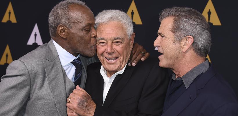 Spielberg, Feige, Astin, Gibson, Glover, Stallone y PETA se despidieron de Richard Donner