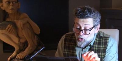 Andy Serkis narrará audiolibro de El Señor de los Anillos
