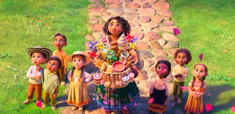 Encanto, la película de Disney ambientada en Colombia, lanza su teaser tráiler